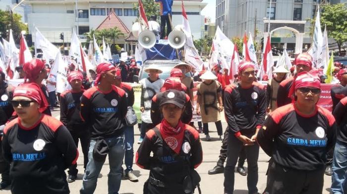 Hari Buruh 1 Mei, Digelar Aksi Besar-besaran Secara Virtual di Semua Platform