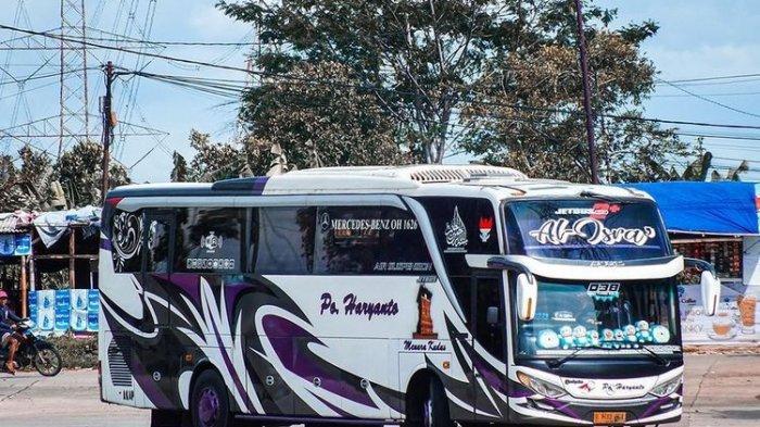 Desain Busnya yang Ditiru Sampai Luar Negeri, Begini Respon PO Haryanto Kudus
