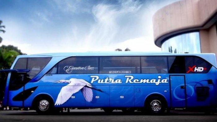 Bus Baru PO Putra Remaja Rebodi dari Travego ke Ventura