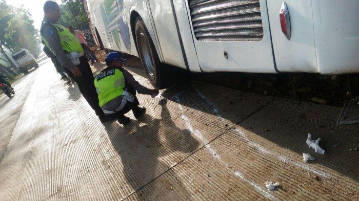 Innalillahi Wa Innailaihi Rojiun, Kecelakaan Maut Bus Kramat Jati Vs Pikap, 1 Tewas