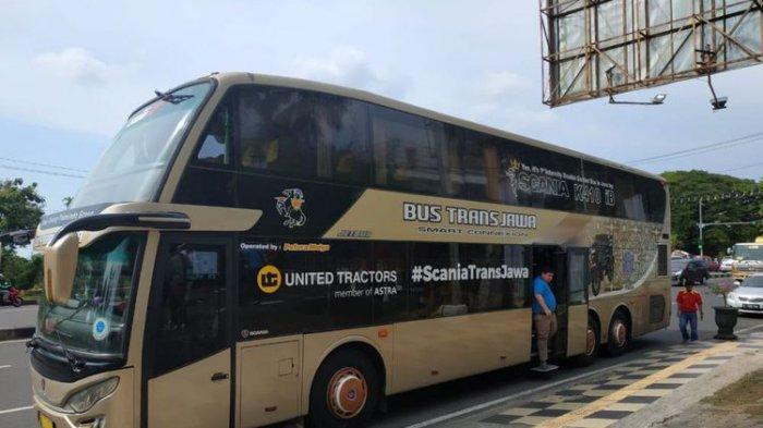 Bus Trans Jawa