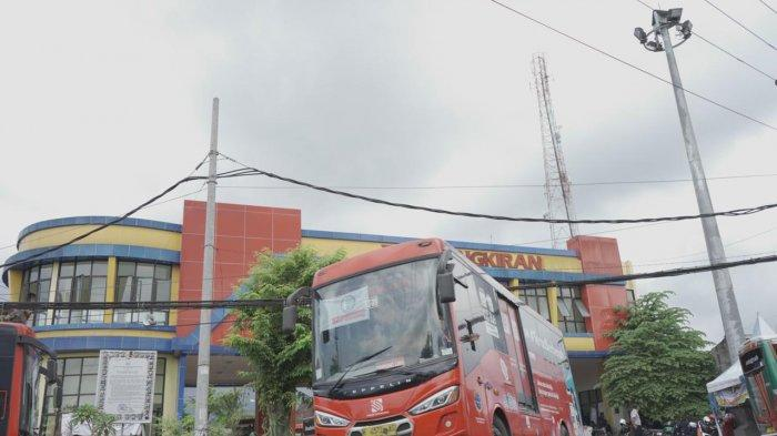 Layanan Bus Trans Semarang Besok Selasa 20 Juli 2021 Tidak Beroperasi