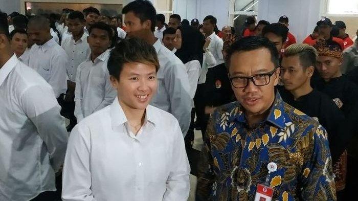 Butet Sebut Lebih Enak Bermain Daripada Jadi Penonton - Indonesia Open 2019