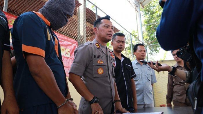 Yayan Ditangkap Polisi saat Ambil Sabu di Bawah Tiang Listrik