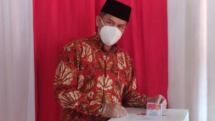 Cabup Wonogiri Joko Sutopo Sebut Tak Ada Target Perolehan Suara, yang Penting Pilkada Sukses & Aman
