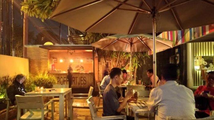 Cafe Pelangi di Singosari Semarang Ada Spot Favorit untuk Keluarga - Tribun Jateng