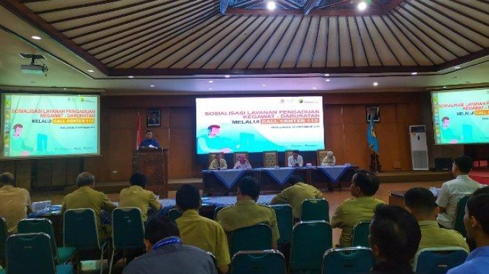 Akan Buka Layanan Aduan Gawat Darurat, Pemkot Pekalongan Gandeng PT Telkom