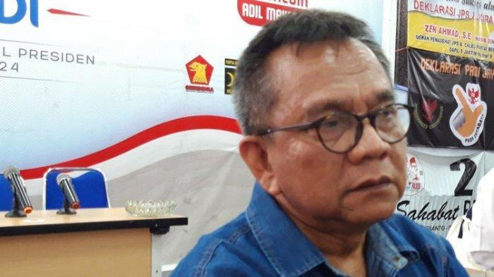 CEO Seknas Prabowo-Sandiaga Nilai Razia Kendaraan yang Temukan Ribuan C1 di Menteng Janggal