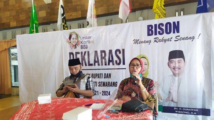 Begini Cara Paslon Bison Siasati Kampanye Daring di Pilkada Kab Semarang 2020