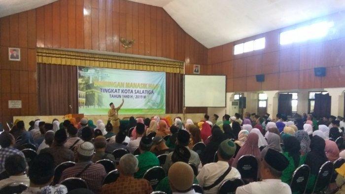 194 Calon Jamaah Haji Asal Salatiga Bakal Diberangkatkan Akhir Juli 2019
