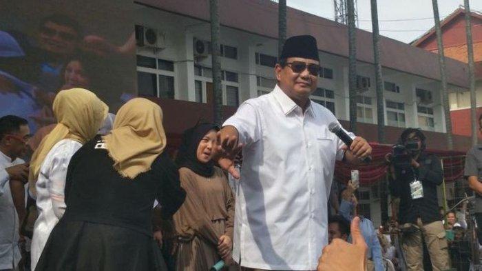 TKN: Survei Internal BPN yang Menangkan Prabowo-Sandi Hanya untuk Menghibur Diri dan Pendukungnya