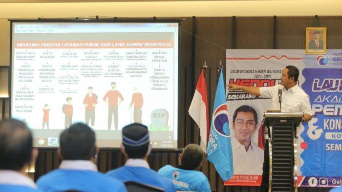 Hendi Sebut Pembenahan Infrastruktur Jadi Kunci Kebangkitan Kota Semarang