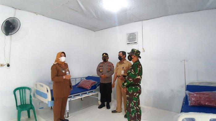 Pemerintah Desa di Kabupaten Tegal Berikan Fasilitas 'Mewah' untuk Pasien Isolasi OTG Covid-19
