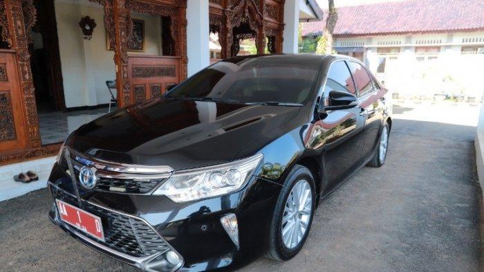 Toyota Camry Mobil Dinas Bupati Kebumen Sudah Di-booking Pengantin Tanggal 28 Maret
