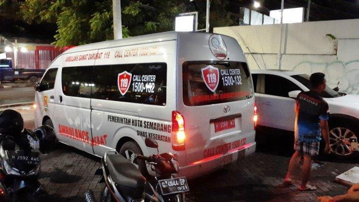 Candra Korban Kecelakaan Semarang, Disambar Mobil di Jalan Indraprasta, Masih Kejang-kejang