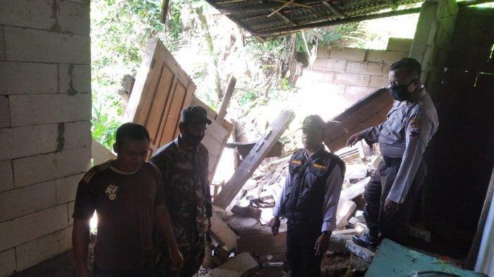 Lami Warga Rembang Purbalingga Baru Dilanda Musibah, Dapur Rumahnya Roboh karena Tanah Ambles