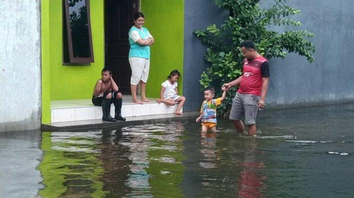 BPBD Kudus Siapkan Logistik Bagi Korban Banjir