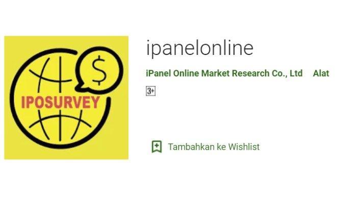 Cara Menggunakan Aplikasi Penghasil Uang iPanel, Bisa Dapat Cuan Ratusan Ribu