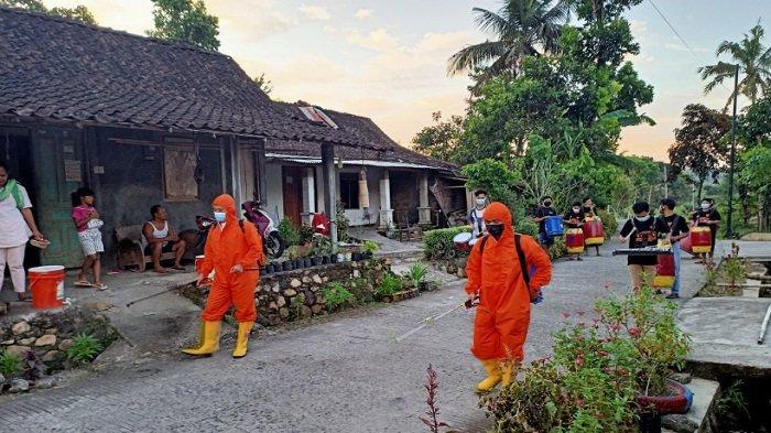 Viral Cara Unik Hadapi Pandemi, Ini yang Dilakukan Remaja Bungas Kabupaten Semarang
