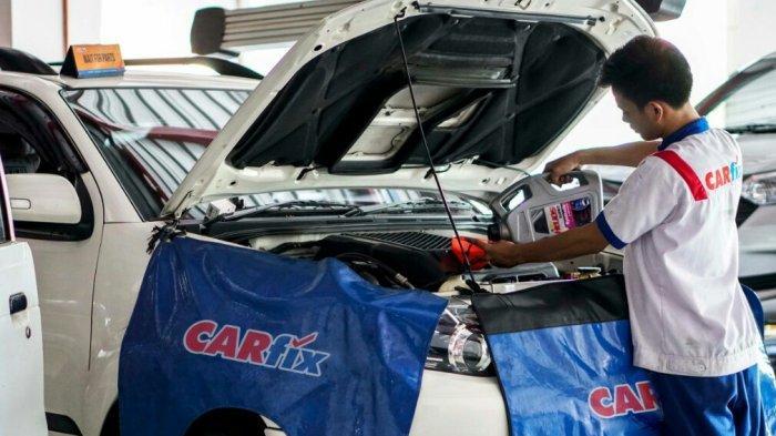 Grand Opening Outlet Baru di Pekalongan, CARfix Berikan Promo Gratis Oli