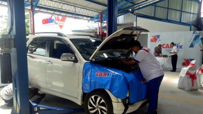 CAFfix Buka Cabang Baru di Temanggung, Ada Promo Oli Gratis dan Diskon 50% untuk Spooring