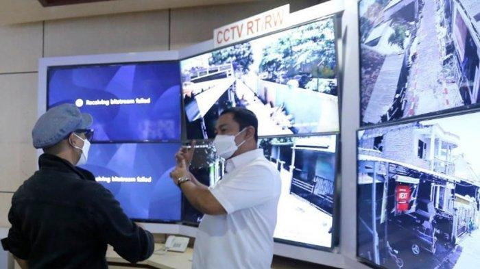 Cara Mengunduh Rekaman CCTV Milik Pemkot Semarang