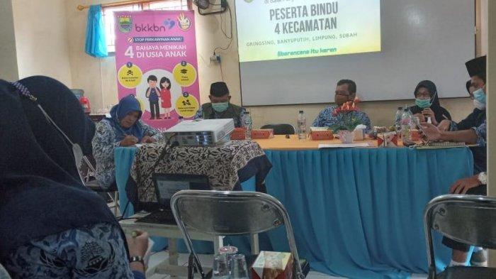 Tekan Pernikahan Dini, Remaja Batang Diajak Tunda Pernikahan hingga 19 Tahun