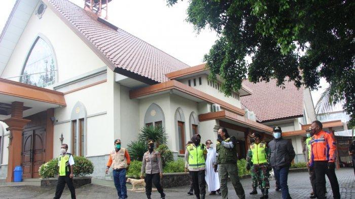 Senangnya Wali Kota Tegal Dedy Yon Banyak Warga Sudah Sadar Gerakan Jateng di Rumah Saja