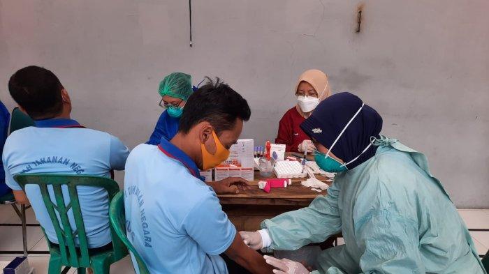 128 Warga Binaan Rutan Kudus Cek HIV