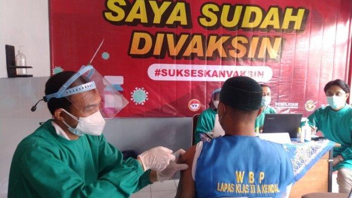 Polda Jateng Gelar Vaksinasi Merdeka Candi Secara Serentak di Mapolres