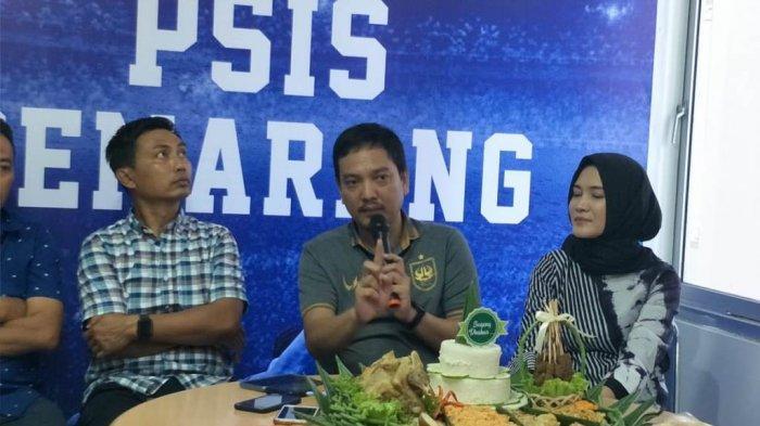 Komentar CEO PSIS Semarang Yoyok Sukawi Tentang Penyelenggaraan Piala Menpora 2021