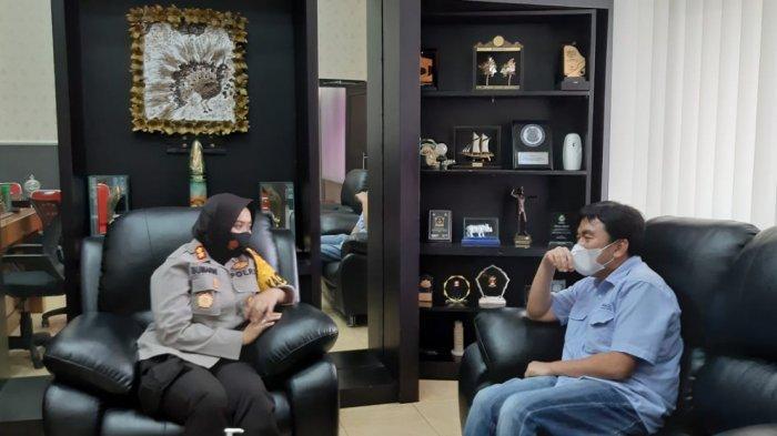 CEO Paragon Salman Subakat Coaching Santri Ponpes Azzainiyah