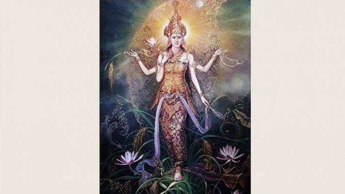 Cerita Asal-usul Padi dan Legenda Dewi Sri