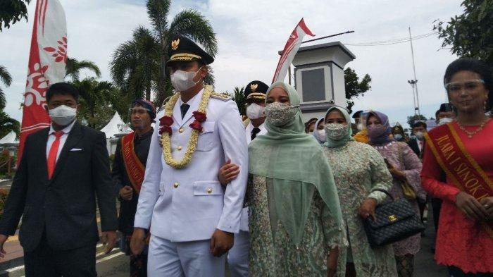 Spesial Pelantikan Bupati dan Wabup Kendal Dihadiri Ustadz Maulana, Diundang Khusus Chacha Frederica