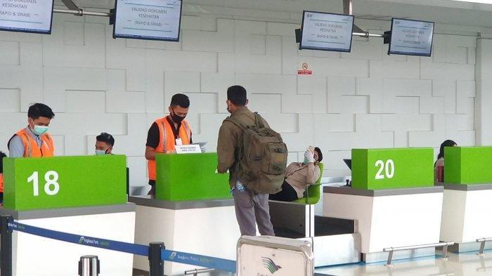 Hotline Semarang : Pengetatan Pemeriksaan Kesehatan di Bandara Ahmad Yani Sampai Kapan?