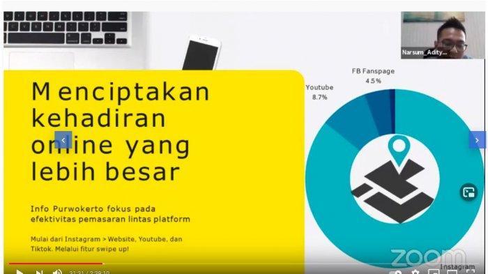 FEB Unsoed Purwokerto Ulas Strategi Pemasaran di Era Digital
