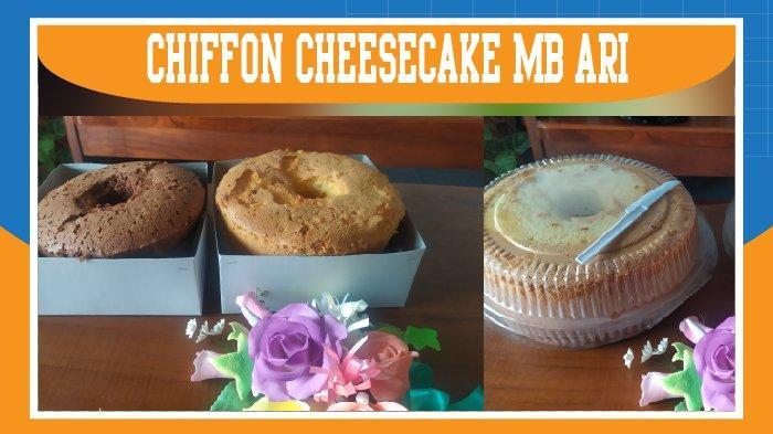 Chiffon Cheesecake Mb Ari Semarang Rasa No 1