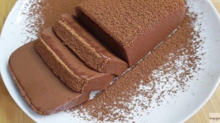 Resep Chocolate Mouse Cake Lembut Mirip Puding yang Viral