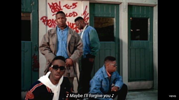 Chord Kunci Gitar End of the Road Boyz II Men