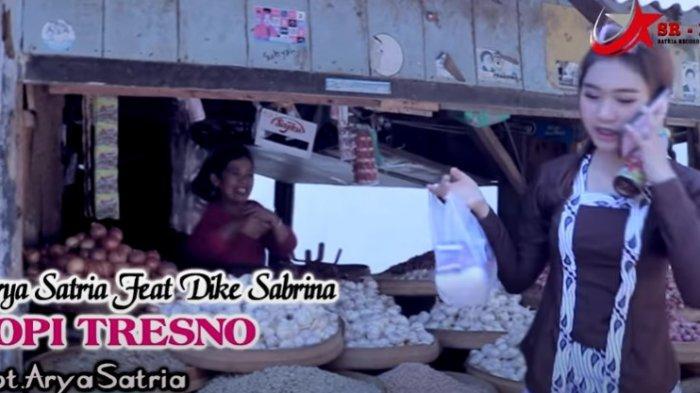 Chord Kunci Gitar dan Lirik Lagu Kopi Tresno Dike Sabrina feat Arya Satria