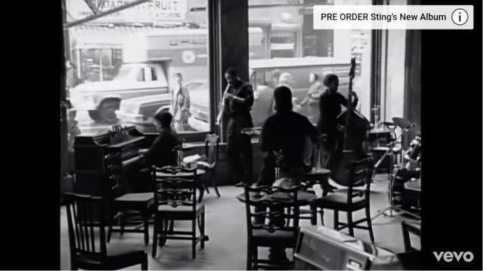 Chord Kunci Gitar Englishman In New York Sting