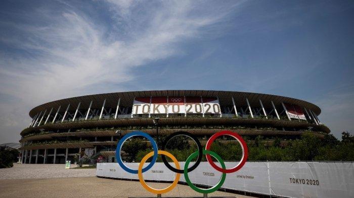 Atlet Algeria Mundur dari Olimpiade Tokyo 2021 karena Tak Mau Hadapi Wakil Israel demi Palestina