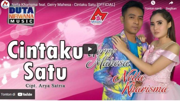 Chord Gitar Cintaku Satu Nella Kharisma feat. Gerry Mahesa