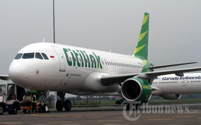 Bocah 6 Tahun Buka Pintu Darurat Pesawat Citilink Saat Terbang, Begini Kondisi Penumpang