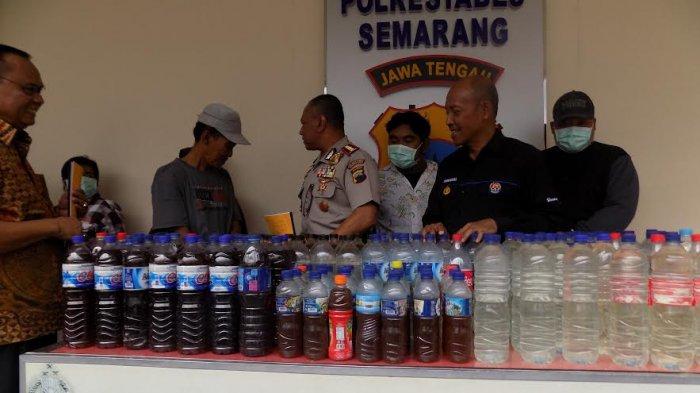 Mayoritas Penjual Miras di Semarang Juga Jualan Nasi Untuk Tutupi Kedoknya