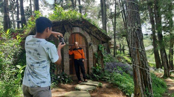 Pengunjung Objek Wisata Clirit View Turun Drastis, Hanya 50 Orang Saat Liburan