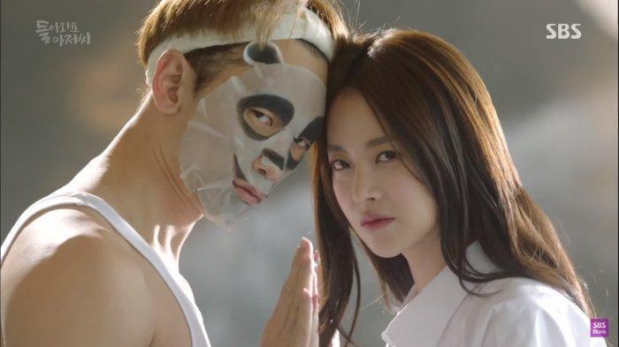 Sinopsis Drakor Come Back Mister Episode 7 Drama Korea Tayang di NET Pukul 16.45 WIB