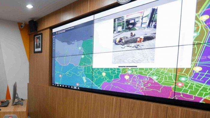 Pemkot Semarang Sebar 10 Tim Setiap Hari Untuk Atasi Jalan Rusak
