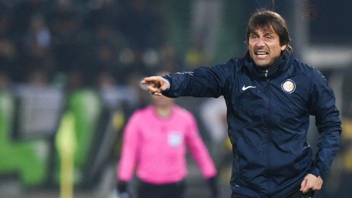Inter Milan Vs Ludogorets Tanpa Penonton, Sejujurnya Kecewa Tapi Conte Tak Bisa Melawan