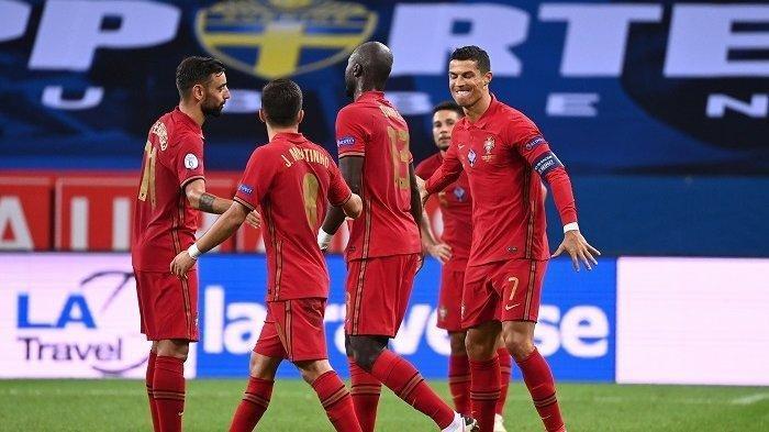 Jadwal Kualifikasi Piala Dunia Dini Hari Nanti, Portugal Vs Azerbaijan dan Perancis Vs Ukraina